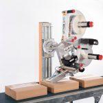 Label dispenser Alpha HSM from Weber Marking Systems