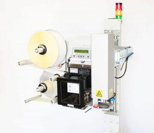 Stampa e Applicazione di Etichette Elettrico LA4050B