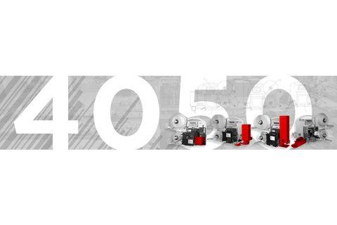 The labeling machine Legi-Air 4050 B