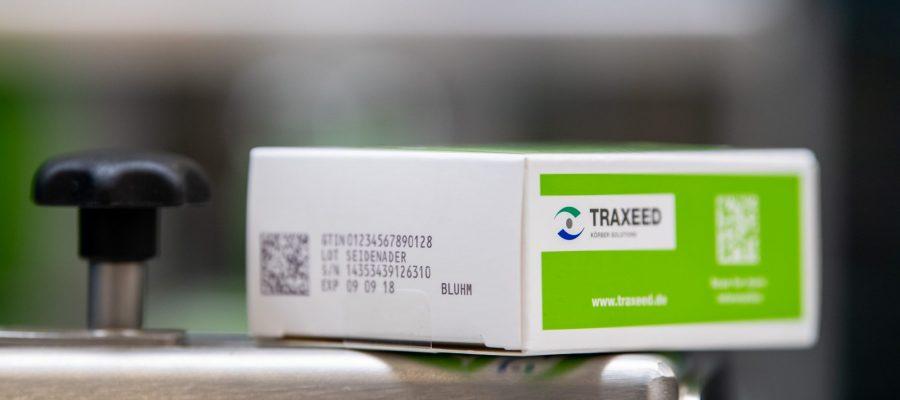 Farmaco serializzato farmaceutico
